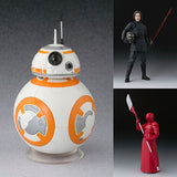 S.H.Figuarts BB-8 + Kylo Ren (The Last Jedi) + Elite Praetorian Guard (Heavy Blade) from Star Wars: The Last Jedi [IN STOCK]