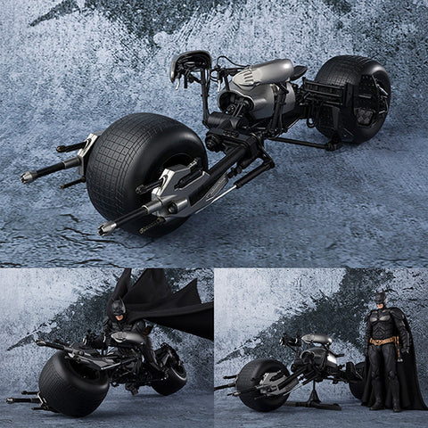 S.H.Figuarts Batpod from Batman: The Dark Knight DC Comics [PRE-ORDER]