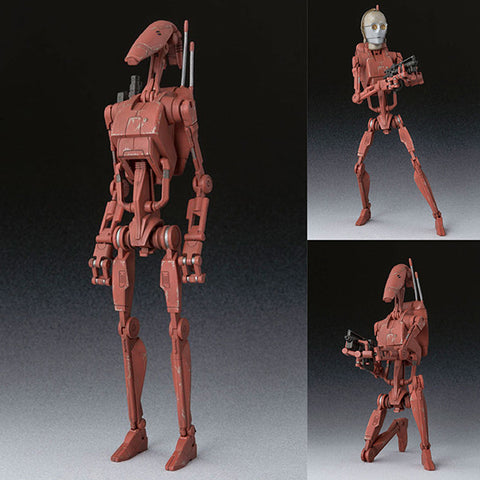 S.H.Figuarts Battle Droid Geonosis Color from Star Wars [IN STOCK]