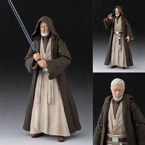 S.H.Figuarts Ben (Obi Wan) Kenobi (A New Hope) from Star Wars Episode IV: A New Hope [IN STOCK]