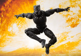 S.H.Figuarts Black Panther from Avengers: Infinity War Marvel [IN STOCK]