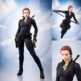 S.H.Figuarts Black Widow from Avengers: Endgame Marvel [IN STOCK]