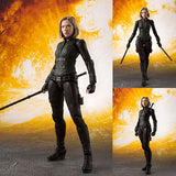S.H.Figuarts Black Widow from Avengers: Infinity War Marvel [IN STOCK]
