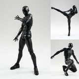 S.H.Figuarts Body-kun Solid Black Color Ver. Action Figure [SOLD OUT]