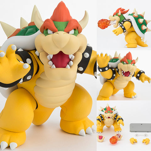 S.H.Figuarts Bowser from Super Mario Bros [SOLD OUT]