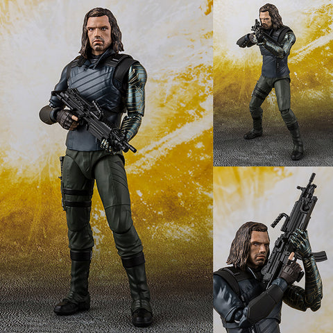 S.H.Figuarts Bucky from Avengers: Infinity War Marvel [IN STOCK]
