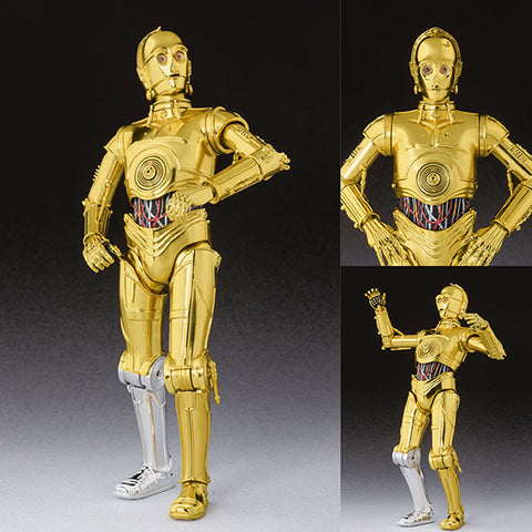 S.H.Figuarts C-3PO from Star Wars Episode IV: A New Hope [IN STOCK]