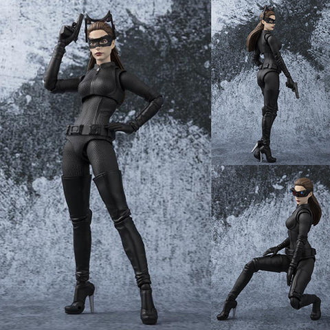 S.H.Figuarts Catwoman from Batman: The Dark Knight Rises DC Comics [IN STOCK]