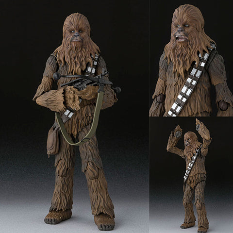 S.H.Figuarts Chewbacca from Star Wars Episode IV: A New Hope [SOLD OUT]
