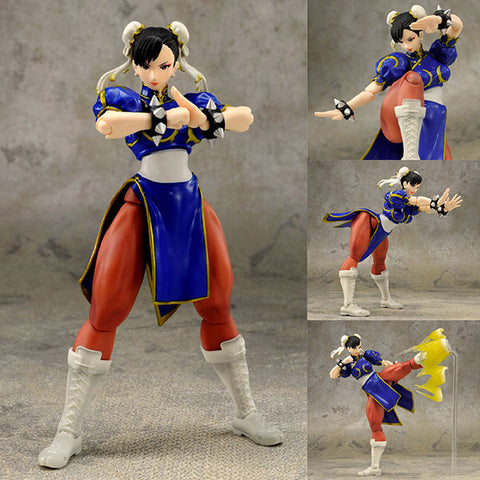 S.H.Figuarts Chun Li from Street Fighter [SOLD OUT]