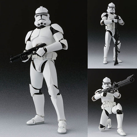 S.H.Figuarts Clone Trooper Phase 2 from Star Wars [IN STOCK]