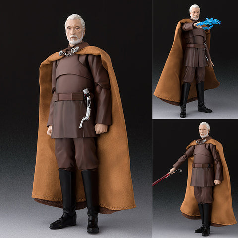 S.H.Figuarts Count Dooku from Star Wars Episode III: Revenge of the Sith [IN STOCK]