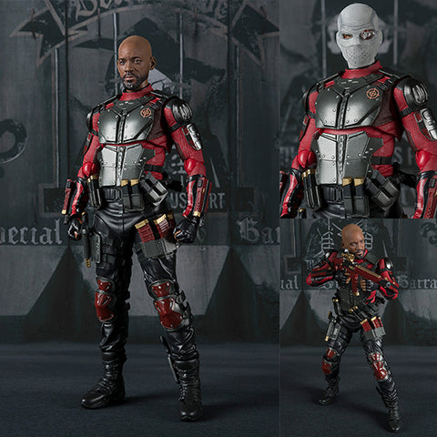 S.H.Figuarts Deadshot from Suicide Squad DC Comics [IN STOCK]