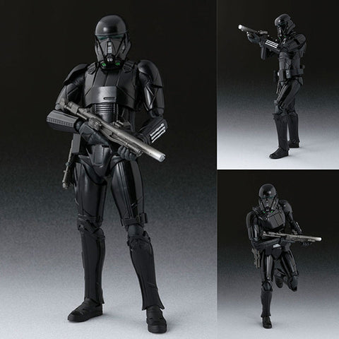 S.H.Figuarts Death Trooper from Rogue One: A Star Wars Story [IN STOCK]