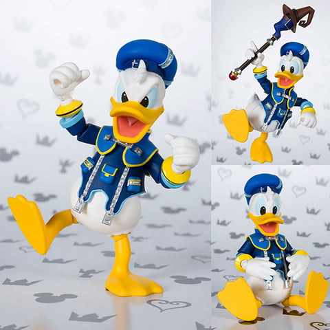 S.H.Figuarts Donald Duck from Kingdom Hearts II [IN STOCK]