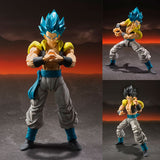 S.H.Figuarts Super Saiyan God Super Saiyan (SSGSS) Gogeta from Dragon Ball Super: Broly [IN STOCK]