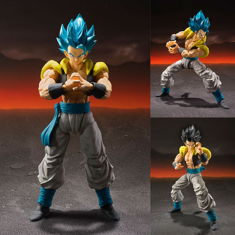 S.H.Figuarts Super Saiyan God Super Saiyan Gogeta from Dragon Ball Super: Broly [IN STOCK]