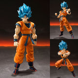 S.H.Figuarts Super Saiyan God Super Saiyan (SSGSS) Son Goku from Dragon Ball Super: Broly [IN STOCK]