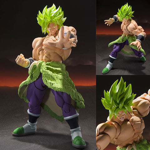S.H.Figuarts Super Saiyan Broly Full Power from Dragon Ball Super: Broly [IN STOCK]