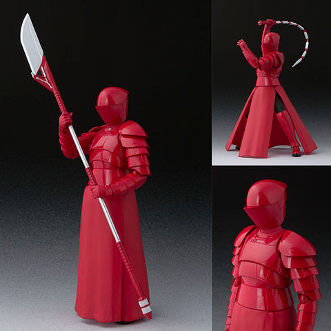 S.H.Figuarts Elite Praetorian Guard with Heavy Blade from Star Wars: The Last Jedi [IN STOCK]