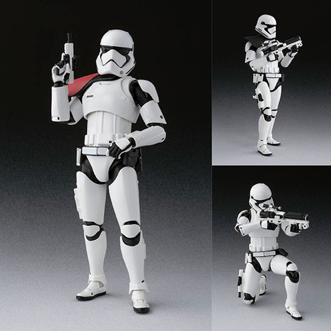 S.H.Figuarts First Order Stormtrooper (The Last Jedi) Special Set from Star Wars: The Last Jedi [SOLD OUT]