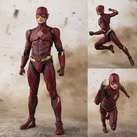 S.H.Figuarts The Flash from Justice League DC Comics [IN STOCK]
