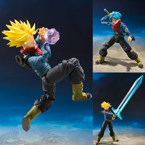 S.H.Figuarts Future Trunks from Dragon Ball Super [PRE-ORDER]