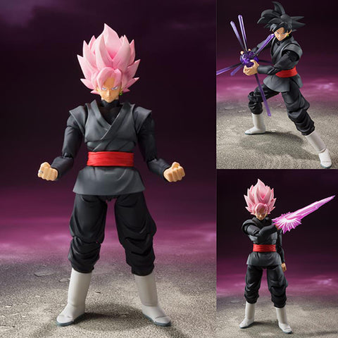S.H.Figuarts Goku Black from Dragon Ball Super [SOLD OUT]