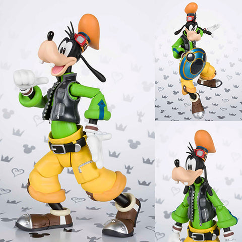 S.H.Figuarts Goofy from Kingdom Hearts II [IN STOCK]