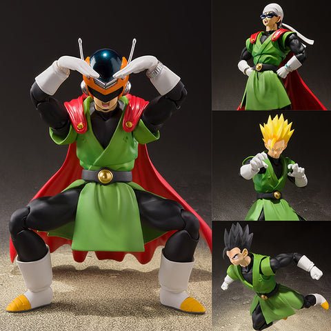 S.H.Figuarts Great Saiyaman from Dragon Ball Z [IN STOCK]