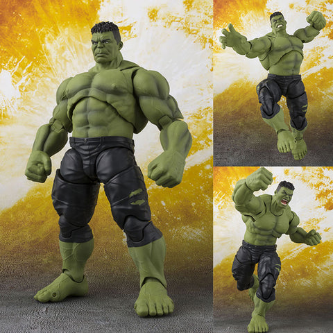 S.H.Figuarts Hulk from Avengers: Infinity War Marvel [IN STOCK]