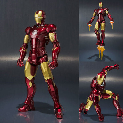 S.H.Figuarts Iron Man Mark 3 from Iron Man Marvel [IN STOCK]