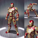 S.H.Figuarts Iron Man Mark 42 from Iron Man 3 Marvel [IN STOCK]