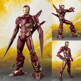 S.H.Figuarts Iron Man Mark 50 Nano Weapon Set from Avengers: Infinity War Marvel [PRE-ORDER]