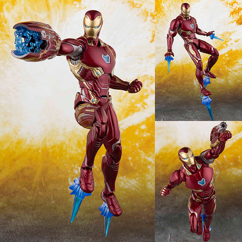 S.H.Figuarts Iron Man Mark 50 from Avengers: Infinity War Marvel [IN STOCK]