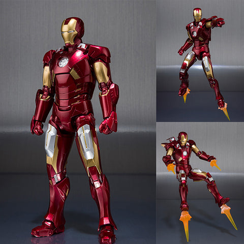 S.H.Figuarts Iron Man Mark 7 from The Avengers Marvel [PRE-ORDER]