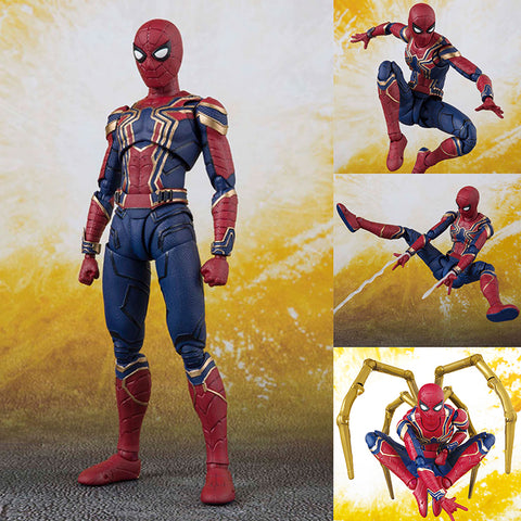 S.H.Figuarts Iron Spider from Avengers: Infinity War Marvel [IN STOCK]