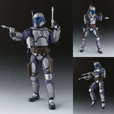 S.H.Figuarts Jango Fett from Star Wars Episode II: Attack of the Clones [IN STOCK]
