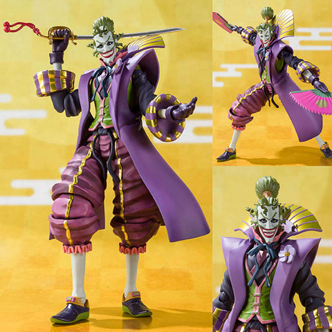 S.H.Figuarts Joker (Demon King of the Sixth Heaven Ver.) from Batman Ninja DC Comics [PRE-ORDER]