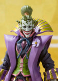 S.H.Figuarts Joker (Demon King of the Sixth Heaven Ver.) from Batman Ninja DC Comics [IN STOCK]