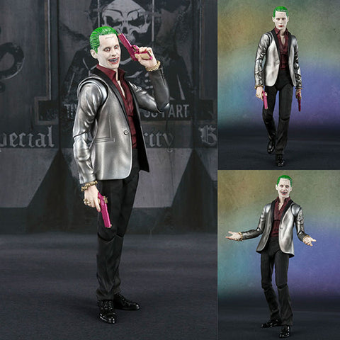 S.H.Figuarts Joker from Suicide Squad DC Comics [IN STOCK]