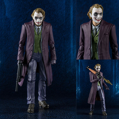 S.H.Figuarts Joker from Batman: The Dark Knight DC Comics [IN STOCK]