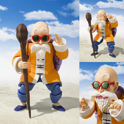 S.H.Figuarts Kame-Sennin (Master Roshi) from Dragon Ball [IN STOCK]