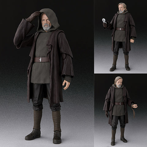 S.H.Figuarts Luke Skywalker (The Last Jedi) from Star Wars: The Last Jedi [IN STOCK]