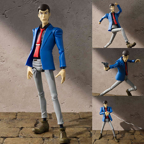 S.H.Figuarts Lupin the 3rd from Lupin the 3rd [IN STOCK]