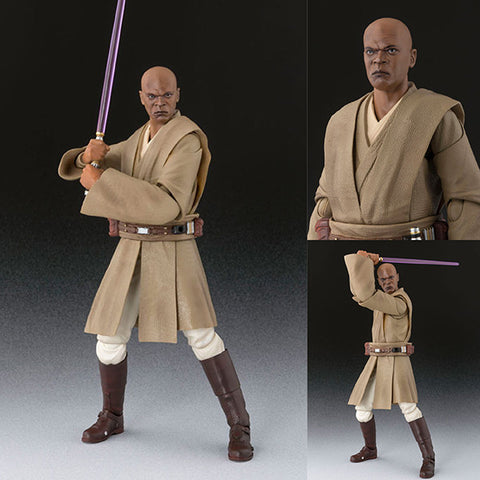 S.H.Figuarts Mace Windu from Star Wars Episode II: Attack of the Clones [SOLD OUT]