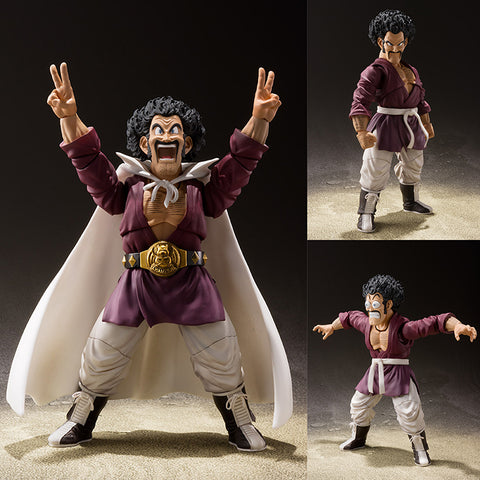 S.H.Figuarts Mr. Satan from Dragon Ball Z [PRE-ORDER]