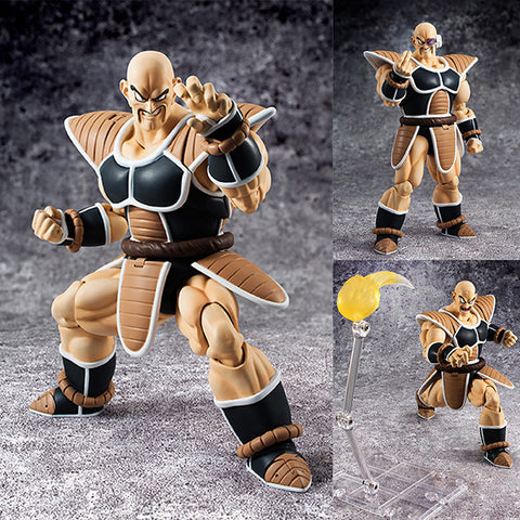S.H.Figuarts Nappa from Dragon Ball Z [PRE-ORDER]
