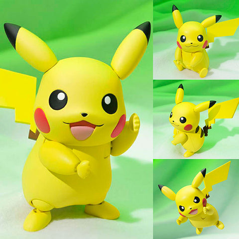S.H.Figuarts Pikachu from Pokemon [SOLD OUT]