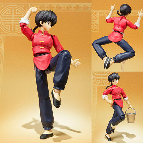 S.H.Figuarts Ranma Saotome Boy Ver. from Ranma 1/2 [IN STOCK]